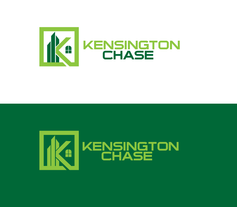 Logo Design by Private User - Entry No. 35 in the Logo Design Contest Kensington Chase  Logo Design.