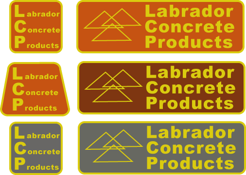 Logo Design by NickHolmesHolmes - Entry No. 186 in the Logo Design Contest Logo for Labrador Concrete Products.