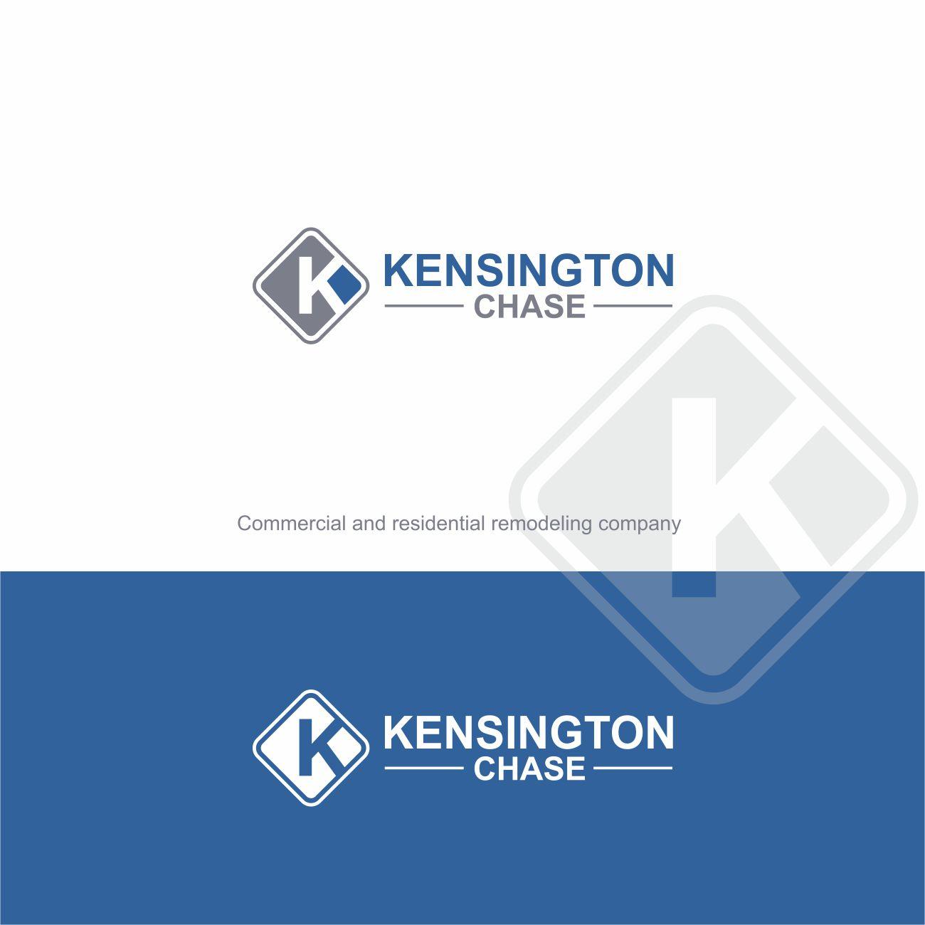 Logo Design by RasYa Muhammad Athaya - Entry No. 47 in the Logo Design Contest Kensington Chase  Logo Design.