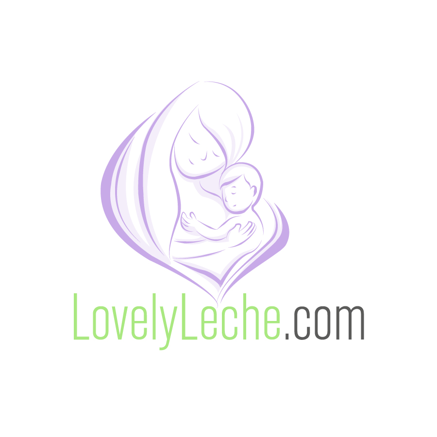 Logo Design by JoshuaCaleb - Entry No. 21 in the Logo Design Contest Lovely Leche.com.