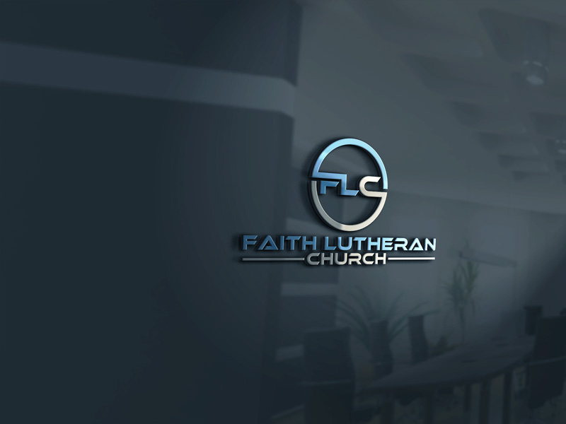 Logo Design by Private User - Entry No. 172 in the Logo Design Contest Logo Design for Faith Lutheran Church.