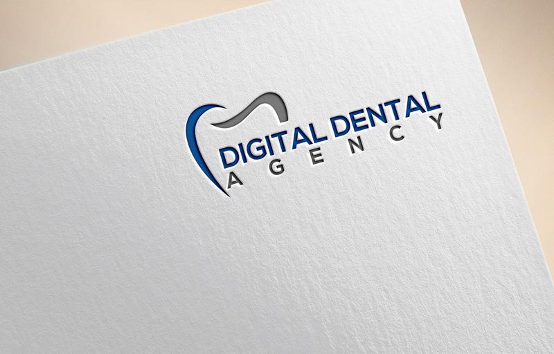 Logo Design by Private User - Entry No. 59 in the Logo Design Contest Imaginative Logo Design for Digital Dental Agency.
