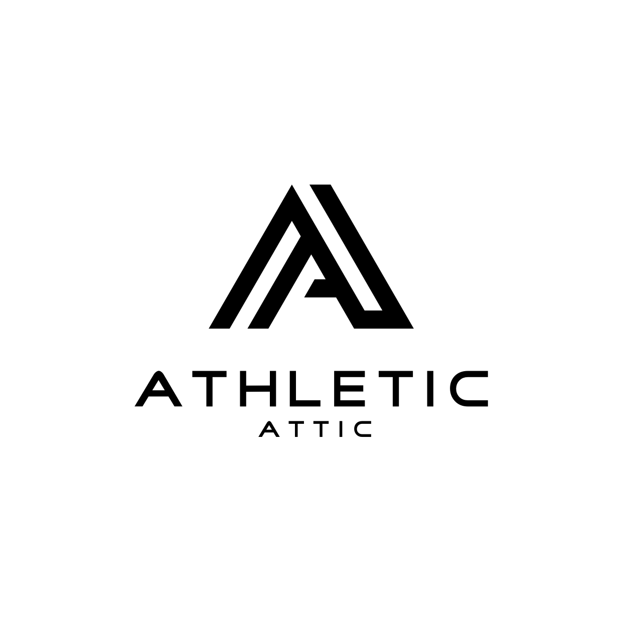 Logo Design by Analla Art - Entry No. 27 in the Logo Design Contest Fun Logo Design for Athletic Attic.