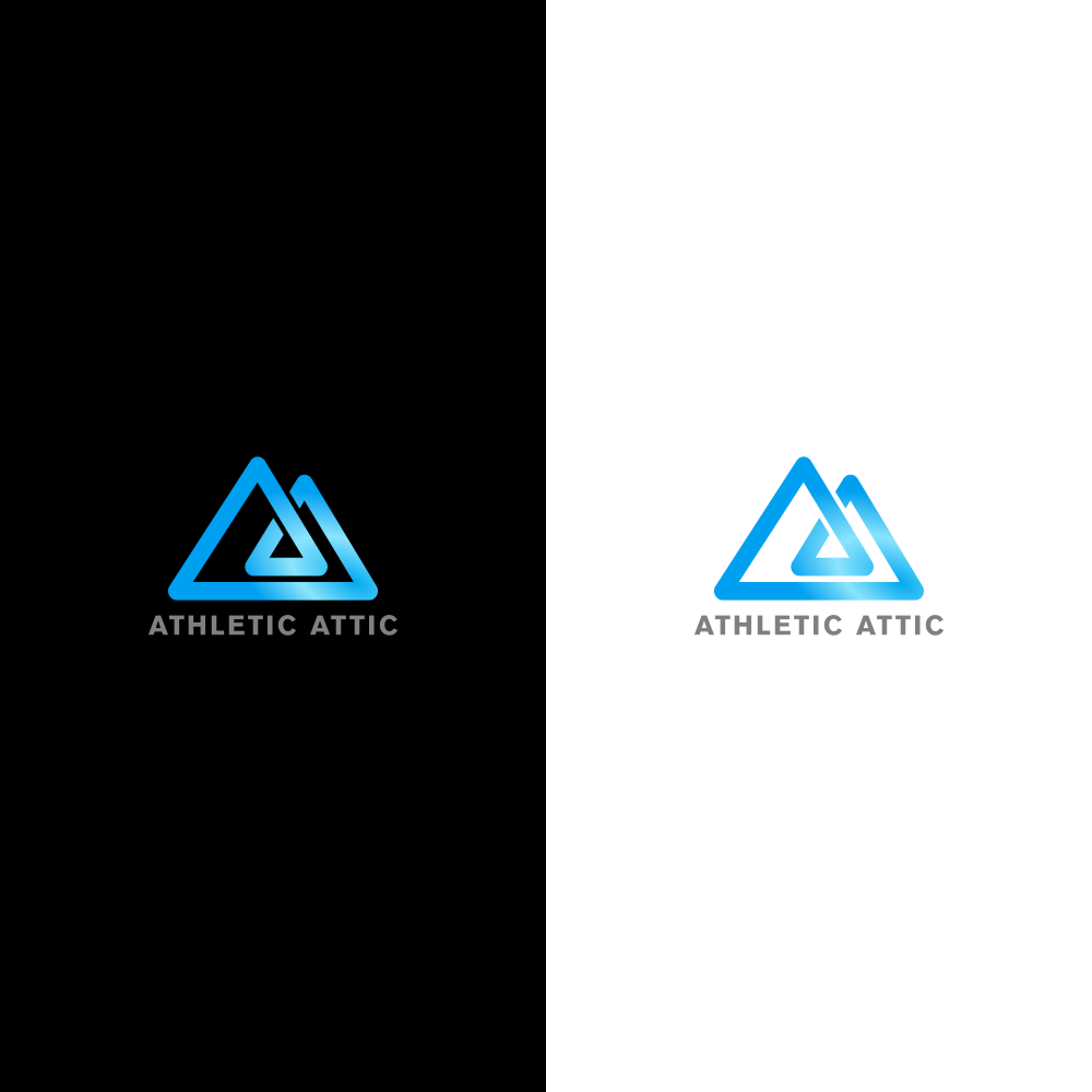 Logo Design by dede - Entry No. 29 in the Logo Design Contest Fun Logo Design for Athletic Attic.