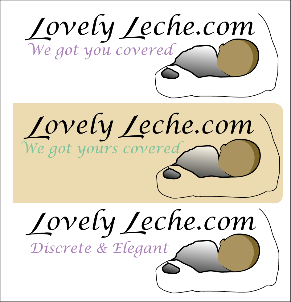 Logo Design by NickHolmesHolmes - Entry No. 28 in the Logo Design Contest Lovely Leche.com.