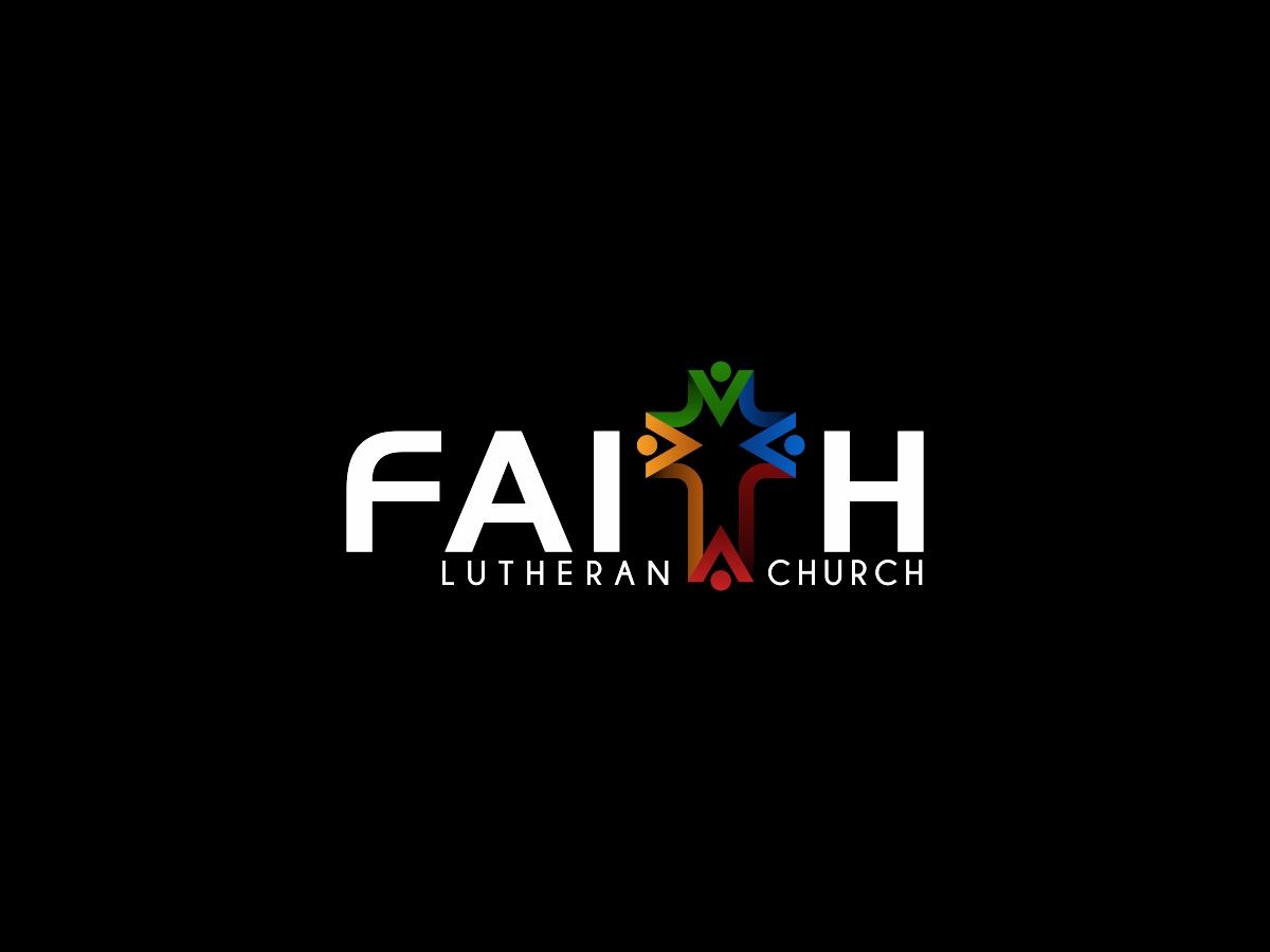 Logo Design by Juan_Kata - Entry No. 178 in the Logo Design Contest Logo Design for Faith Lutheran Church.