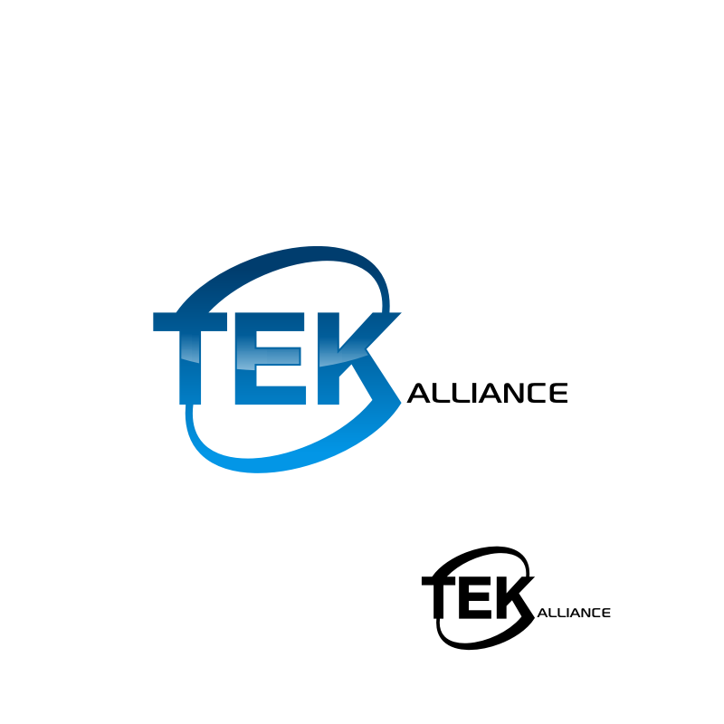 Logo Design by untung - Entry No. 21 in the Logo Design Contest TEK Alliance.