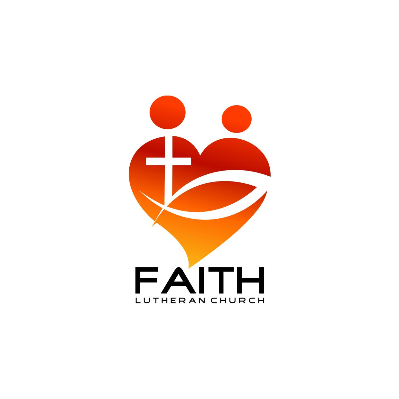 Logo Design by Analla Art - Entry No. 183 in the Logo Design Contest Logo Design for Faith Lutheran Church.