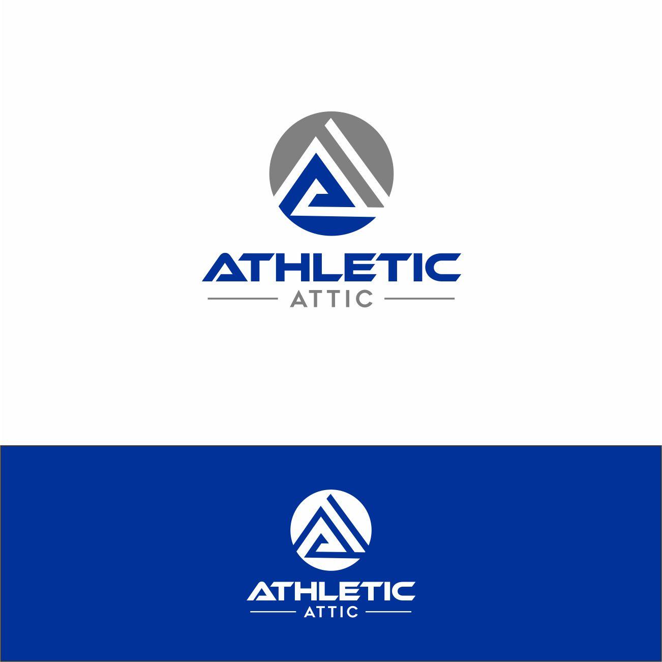 Logo Design by RasYa Muhammad Athaya - Entry No. 49 in the Logo Design Contest Fun Logo Design for Athletic Attic.