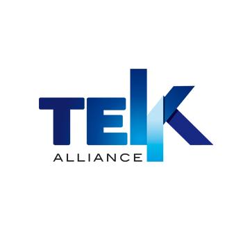 Logo Design by DINOO45 - Entry No. 22 in the Logo Design Contest TEK Alliance.