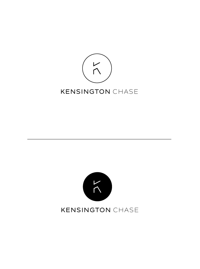 Logo Design by Tauhid Shaikh - Entry No. 105 in the Logo Design Contest Kensington Chase  Logo Design.