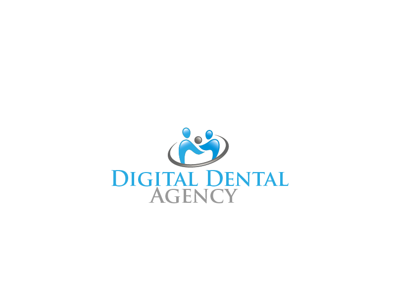 Logo Design by Private User - Entry No. 70 in the Logo Design Contest Imaginative Logo Design for Digital Dental Agency.