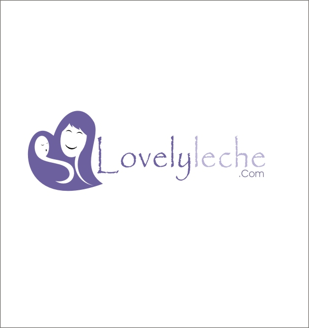 Logo Design by boncelz - Entry No. 32 in the Logo Design Contest Lovely Leche.com.