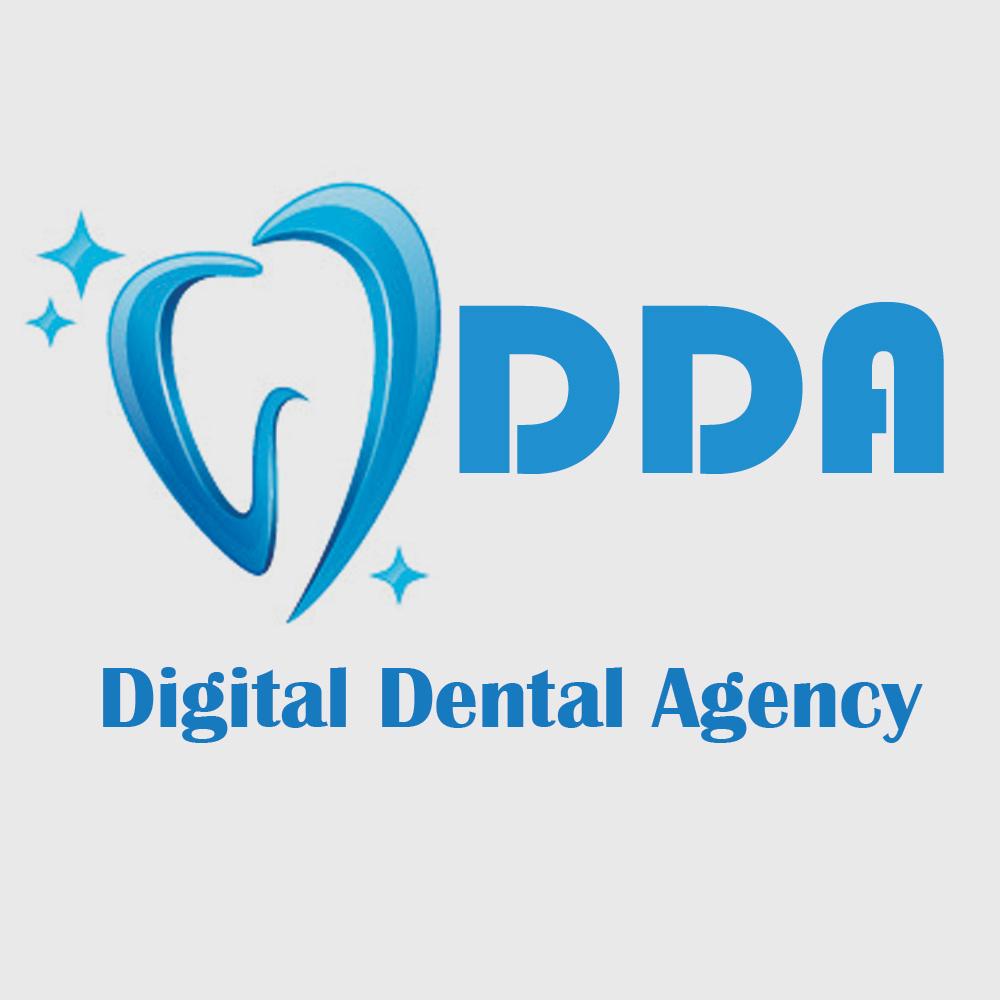 Logo Design by Sandip Kumar Pandey - Entry No. 76 in the Logo Design Contest Imaginative Logo Design for Digital Dental Agency.