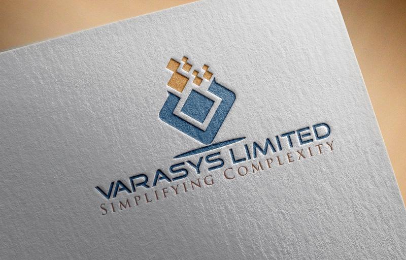 Logo Design by Md Harun Or Rashid - Entry No. 9 in the Logo Design Contest Artistic Logo Design for VARASYS Limited.