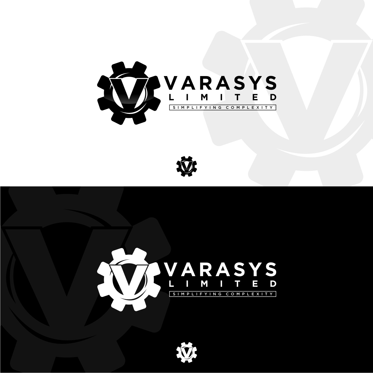 Logo Design by Analla Art - Entry No. 11 in the Logo Design Contest Artistic Logo Design for VARASYS Limited.