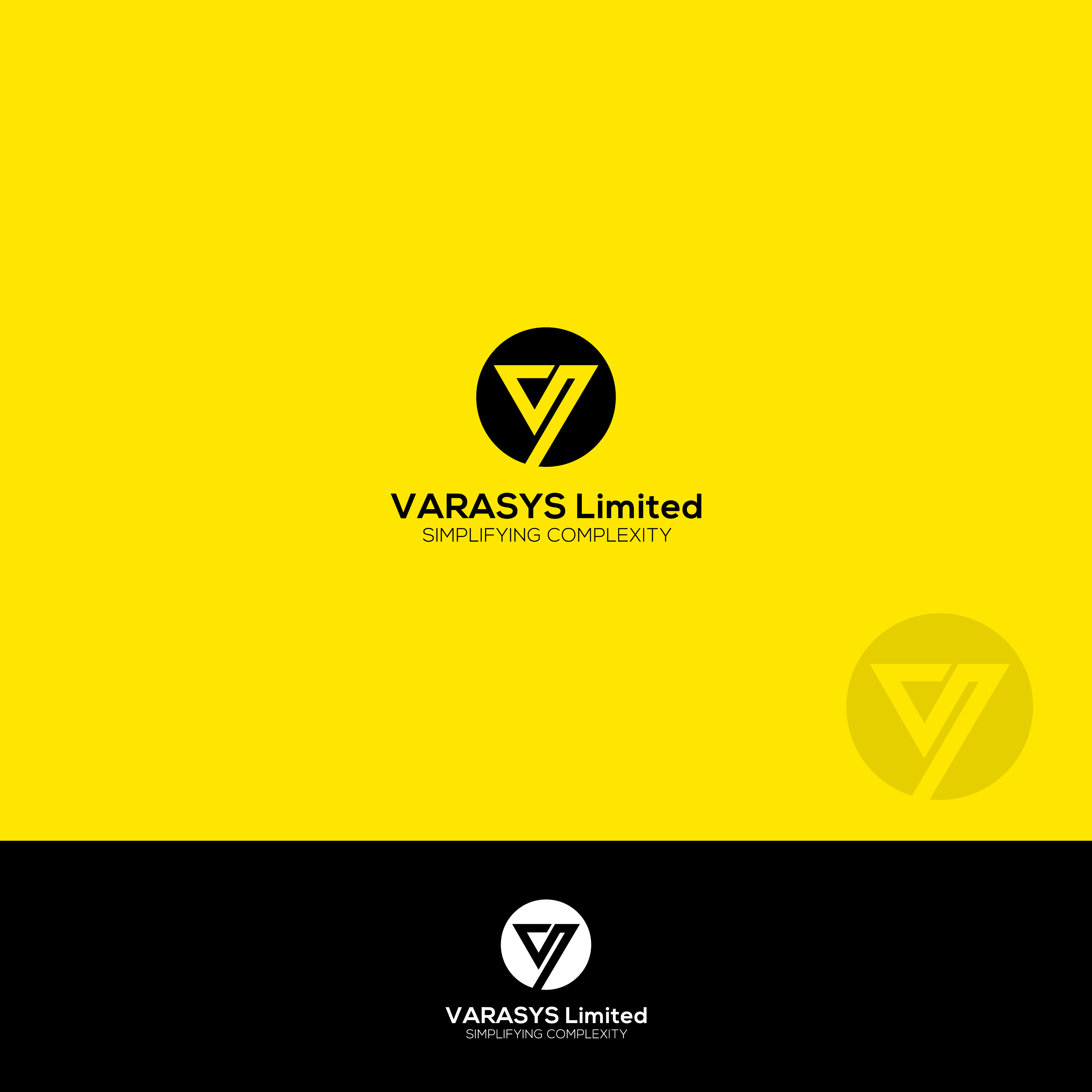 Logo Design by Al Alif - Entry No. 14 in the Logo Design Contest Artistic Logo Design for VARASYS Limited.