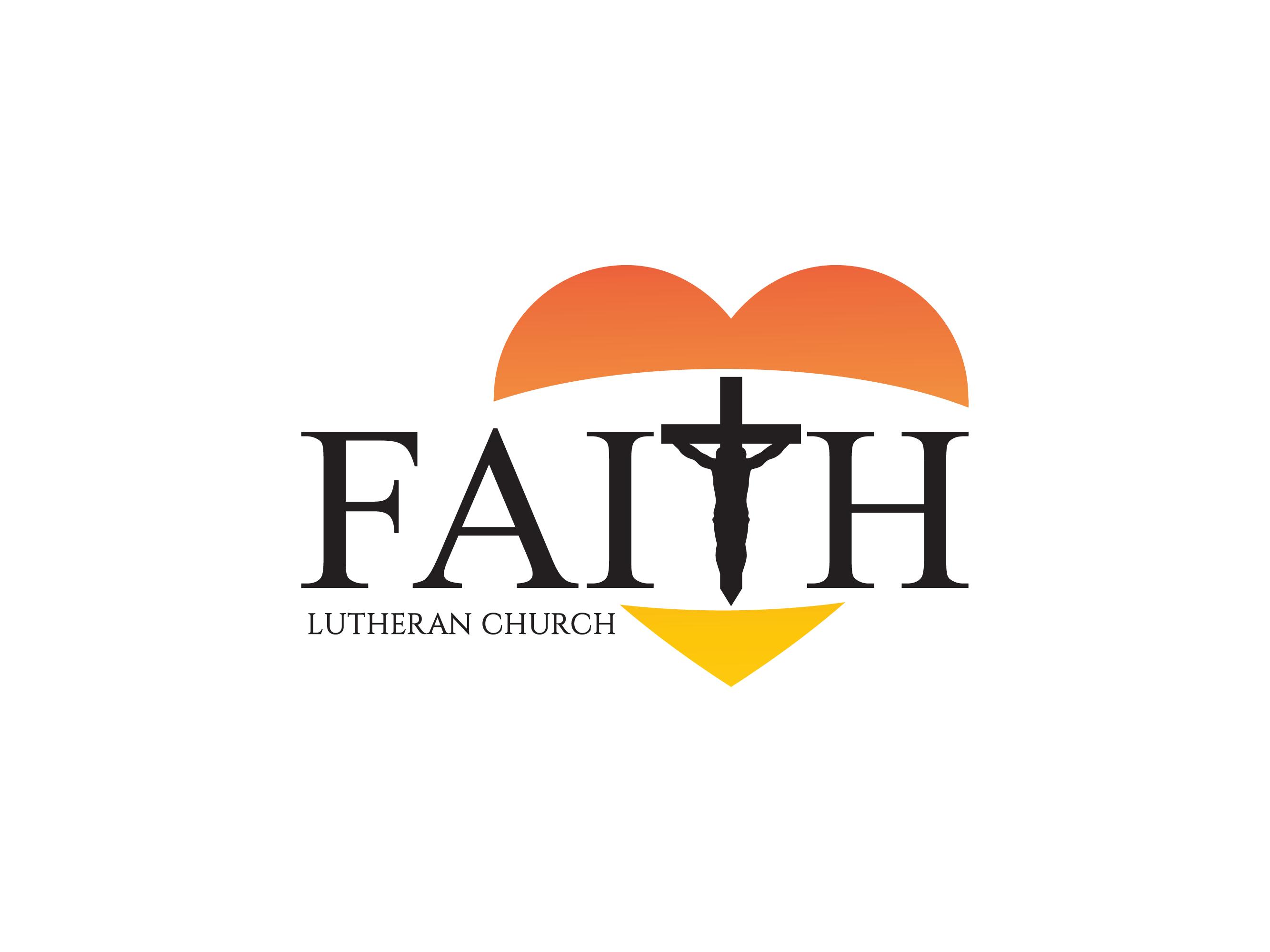 Logo Design by Probir Ghosh - Entry No. 216 in the Logo Design Contest Logo Design for Faith Lutheran Church.