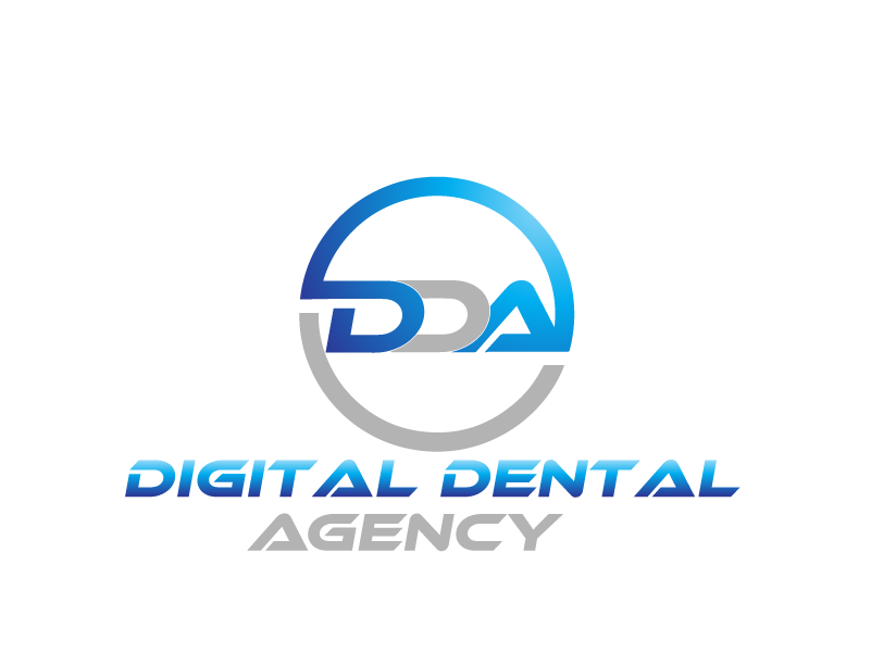 Logo Design by Private User - Entry No. 84 in the Logo Design Contest Imaginative Logo Design for Digital Dental Agency.