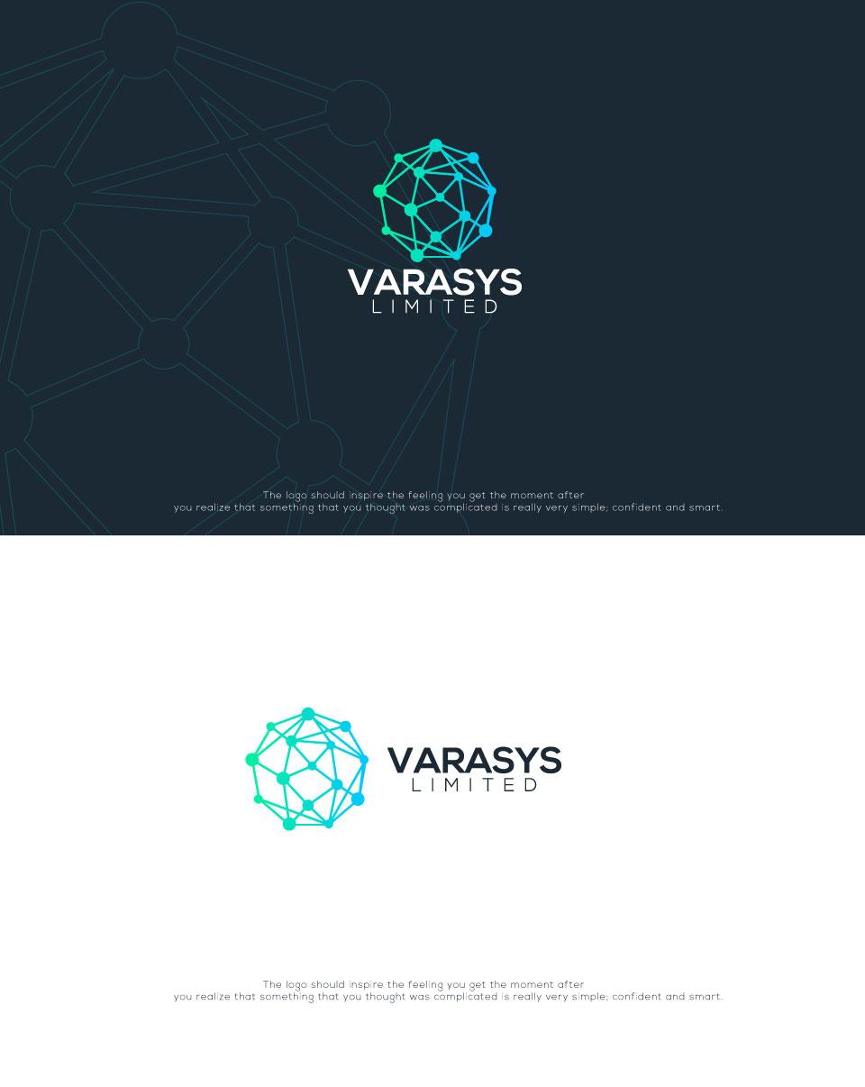 Logo Design by Md Sohal - Entry No. 23 in the Logo Design Contest Artistic Logo Design for VARASYS Limited.