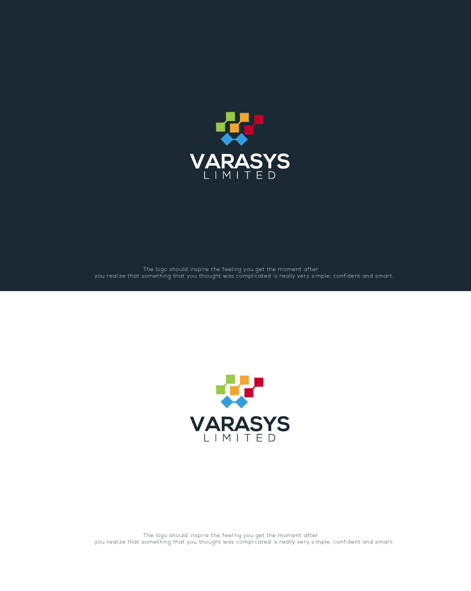 Logo Design by Md Sohal - Entry No. 25 in the Logo Design Contest Artistic Logo Design for VARASYS Limited.