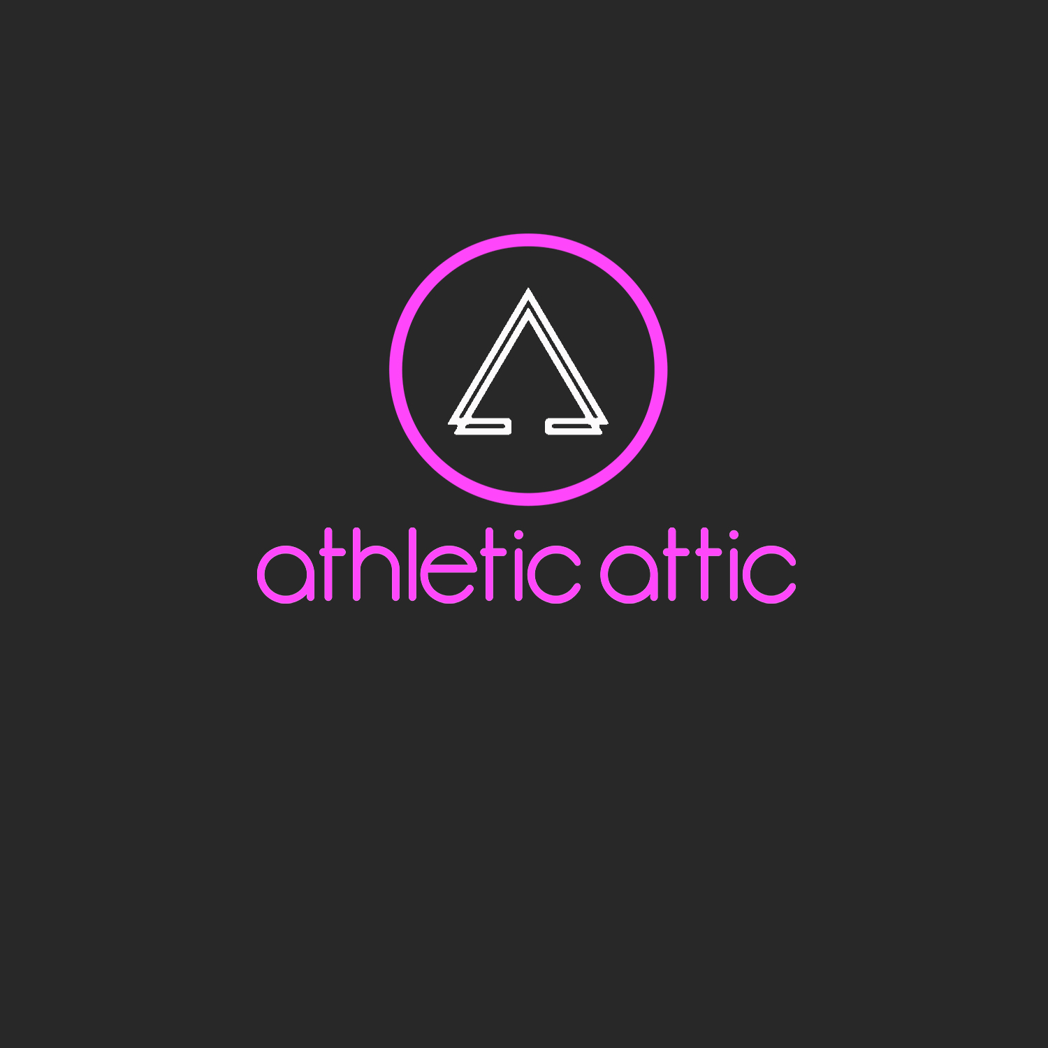 Logo Design by YANUAR ANTABUA - Entry No. 87 in the Logo Design Contest Fun Logo Design for Athletic Attic.