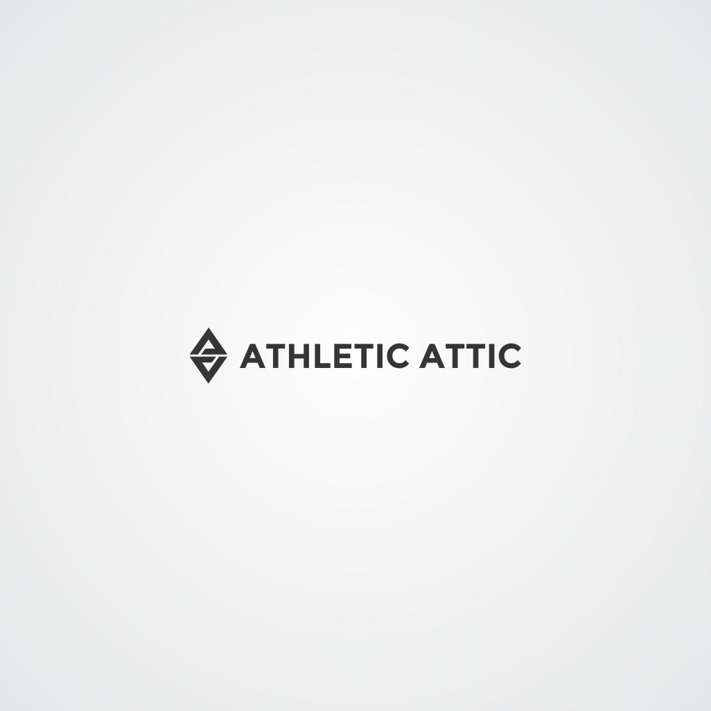 Logo Design by 354studio - Entry No. 92 in the Logo Design Contest Fun Logo Design for Athletic Attic.