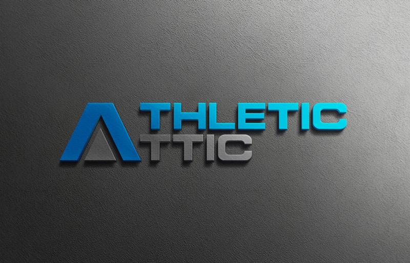 Logo Design by Md Harun Or Rashid - Entry No. 100 in the Logo Design Contest Fun Logo Design for Athletic Attic.