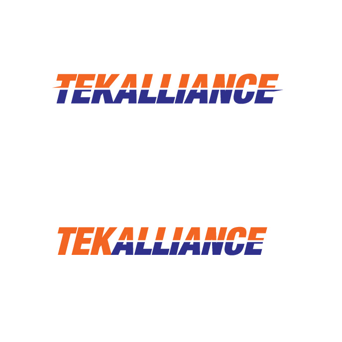 Logo Design by valu - Entry No. 27 in the Logo Design Contest TEK Alliance.