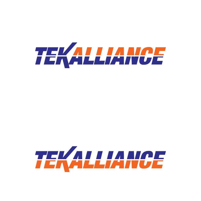 Logo Design by valu - Entry No. 28 in the Logo Design Contest TEK Alliance.