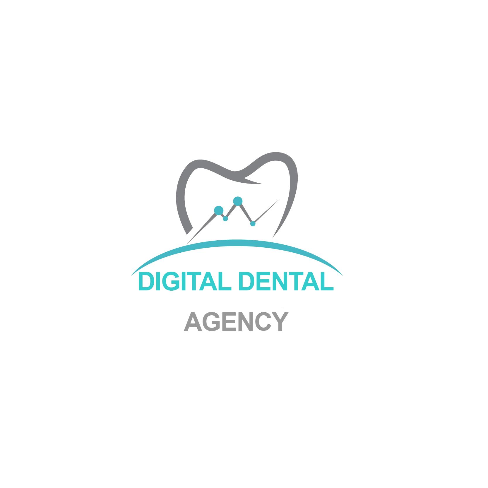 Logo Design by Serhat Doymuş - Entry No. 91 in the Logo Design Contest Imaginative Logo Design for Digital Dental Agency.