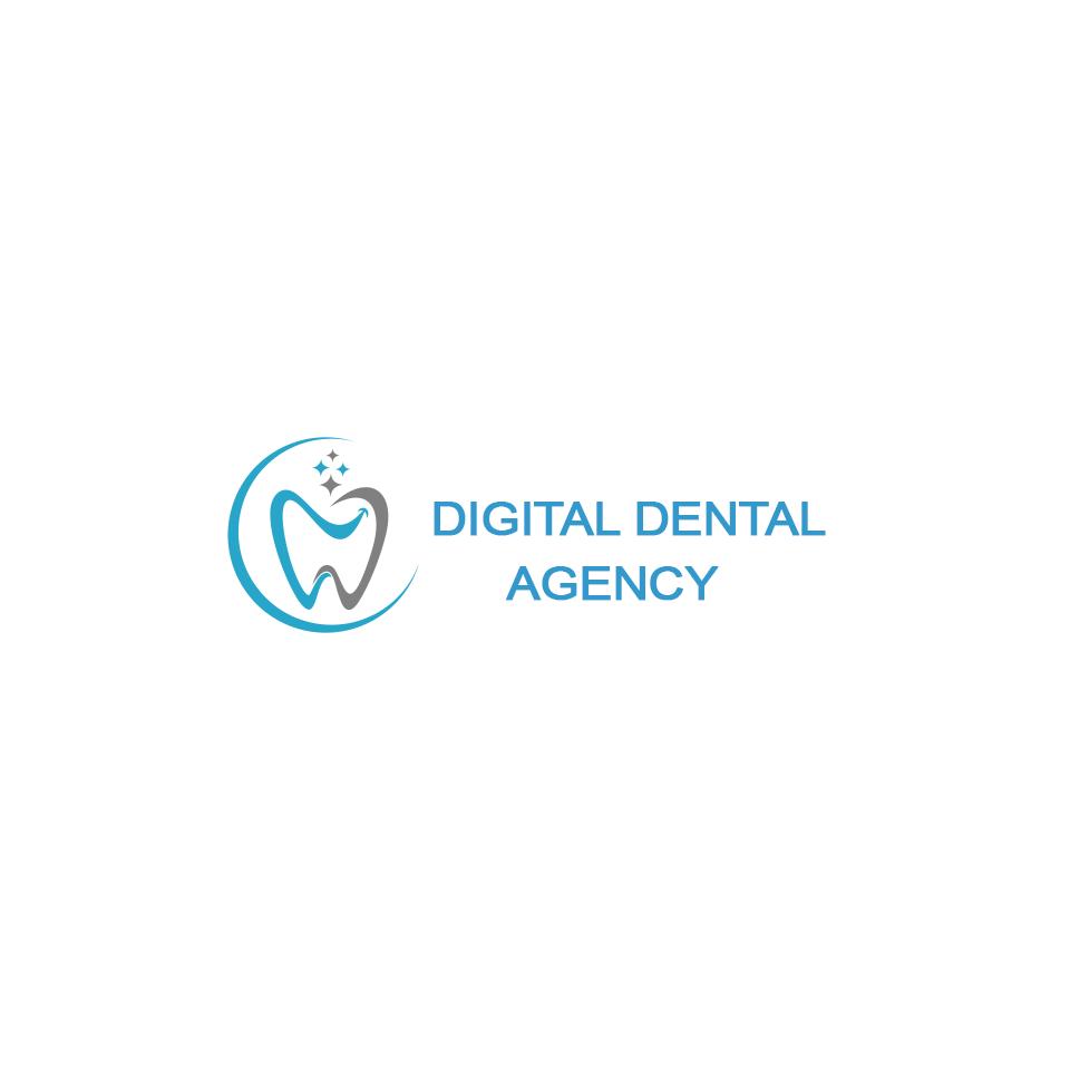 Logo Design by Serhat Doymuş - Entry No. 102 in the Logo Design Contest Imaginative Logo Design for Digital Dental Agency.