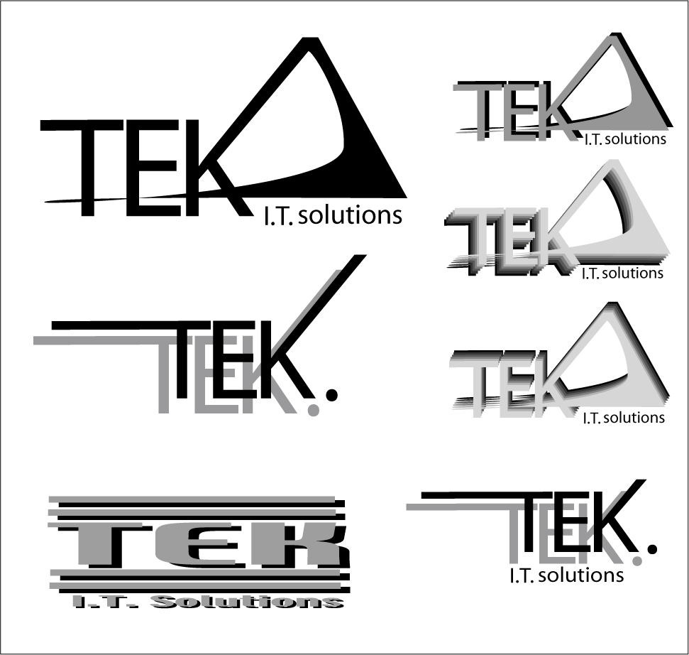 Logo Design by NickHolmesHolmes - Entry No. 21 in the Logo Design Contest TEK Alliance.