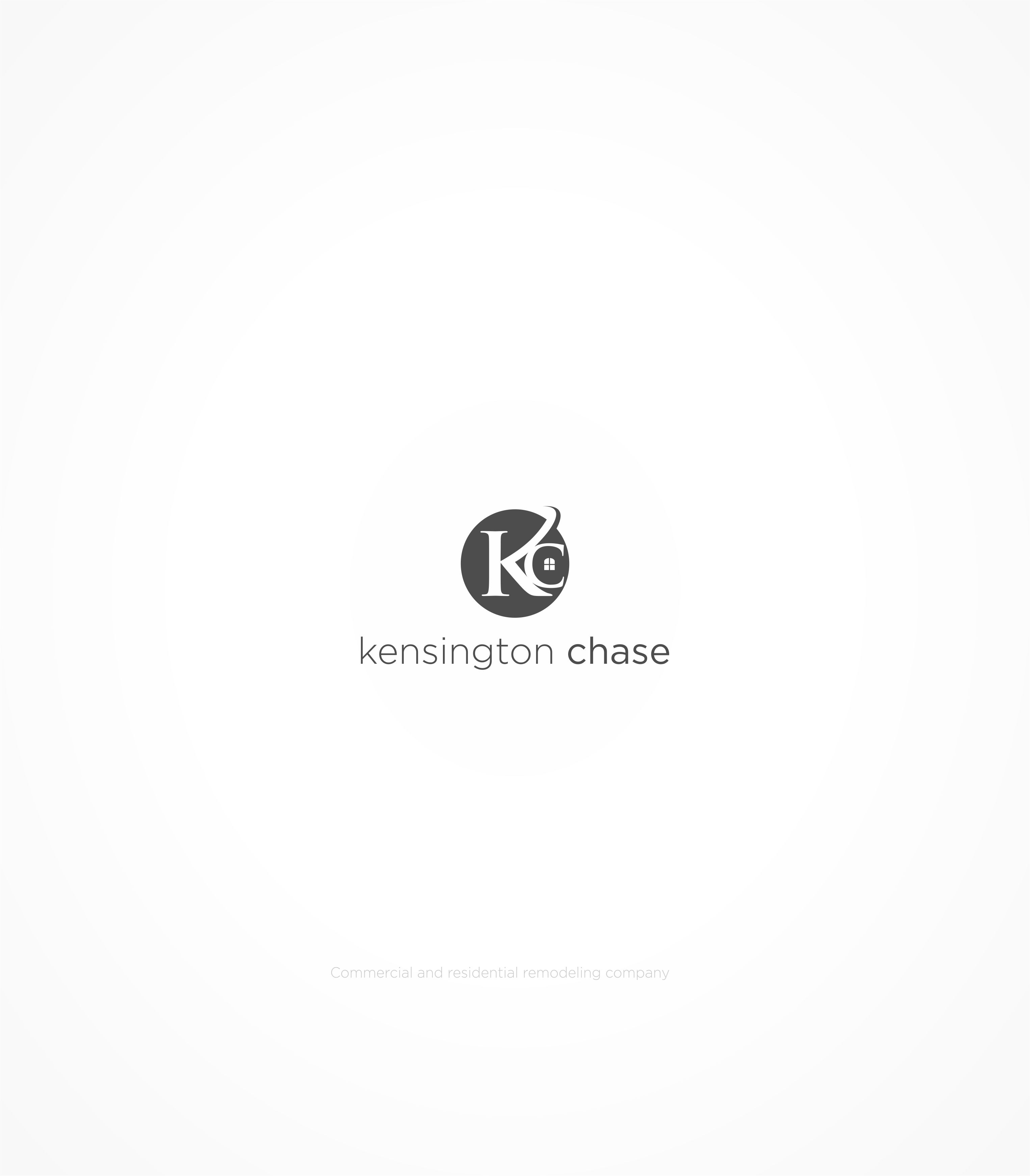 Logo Design by Raymond Garcia - Entry No. 131 in the Logo Design Contest Kensington Chase  Logo Design.