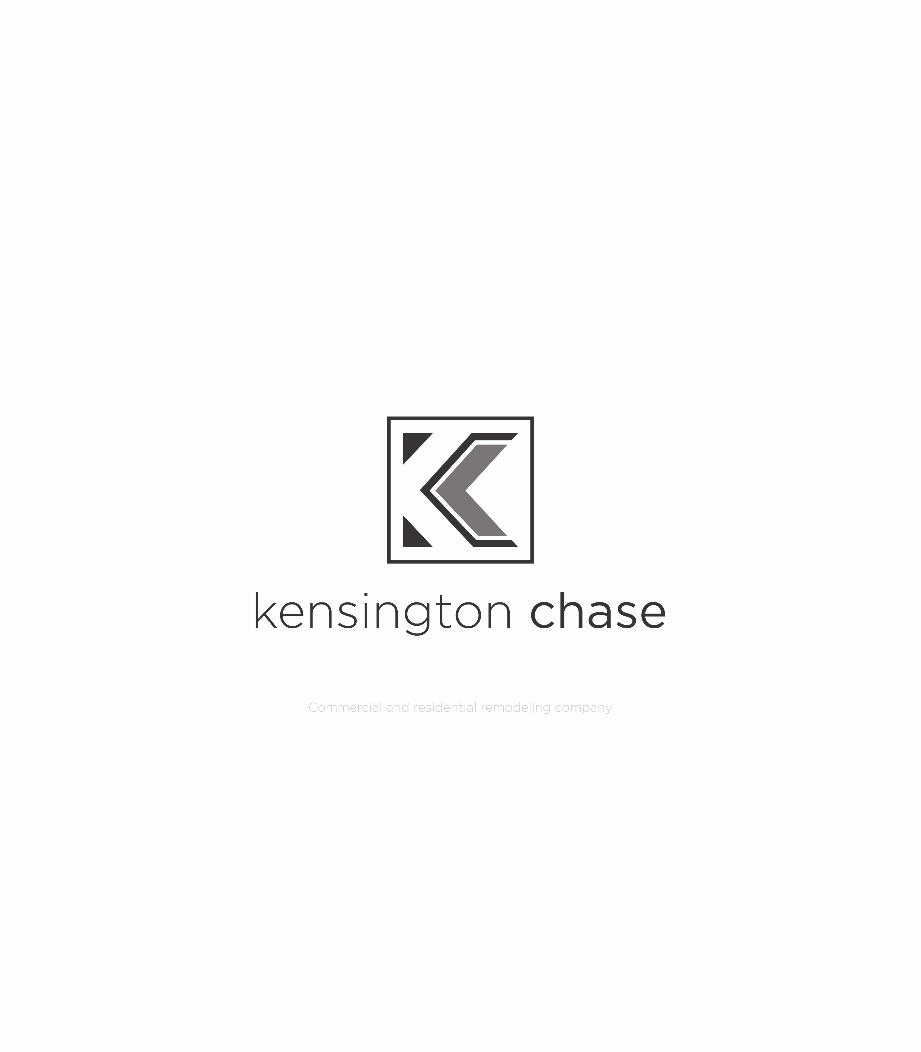Logo Design by Raymond Garcia - Entry No. 155 in the Logo Design Contest Kensington Chase  Logo Design.