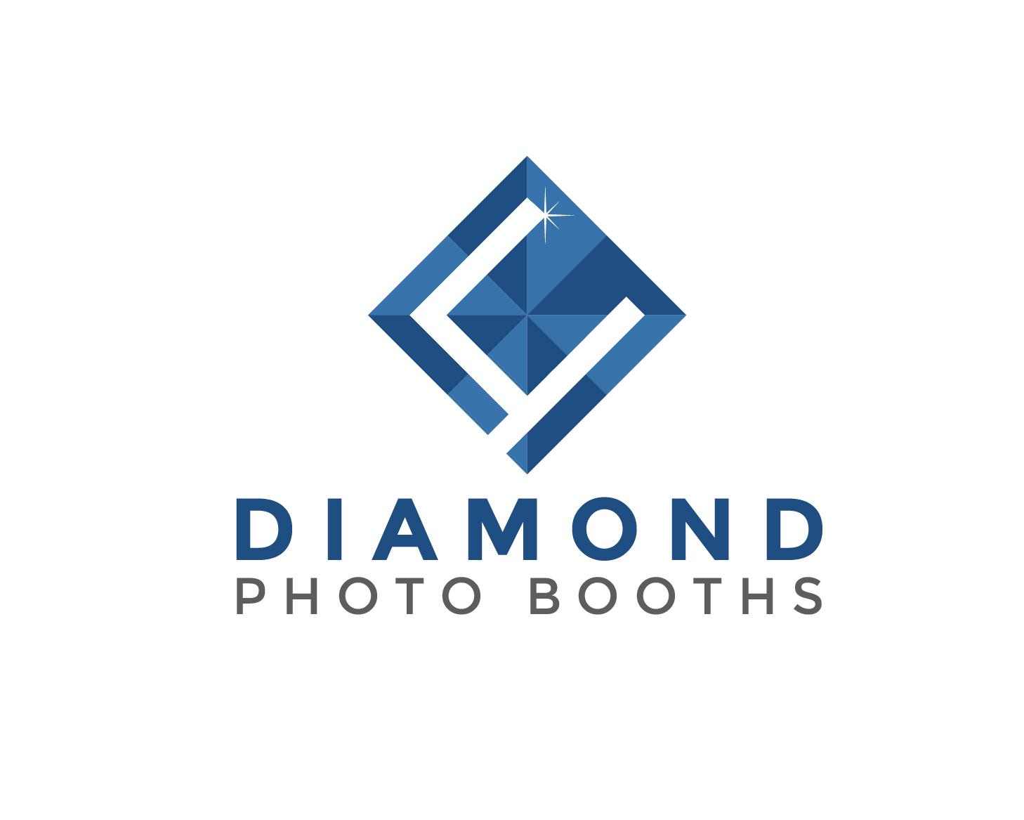 Logo Design by Allan Esclamado - Entry No. 5 in the Logo Design Contest Creative Logo Design for 4 Diamond Photo Booths.