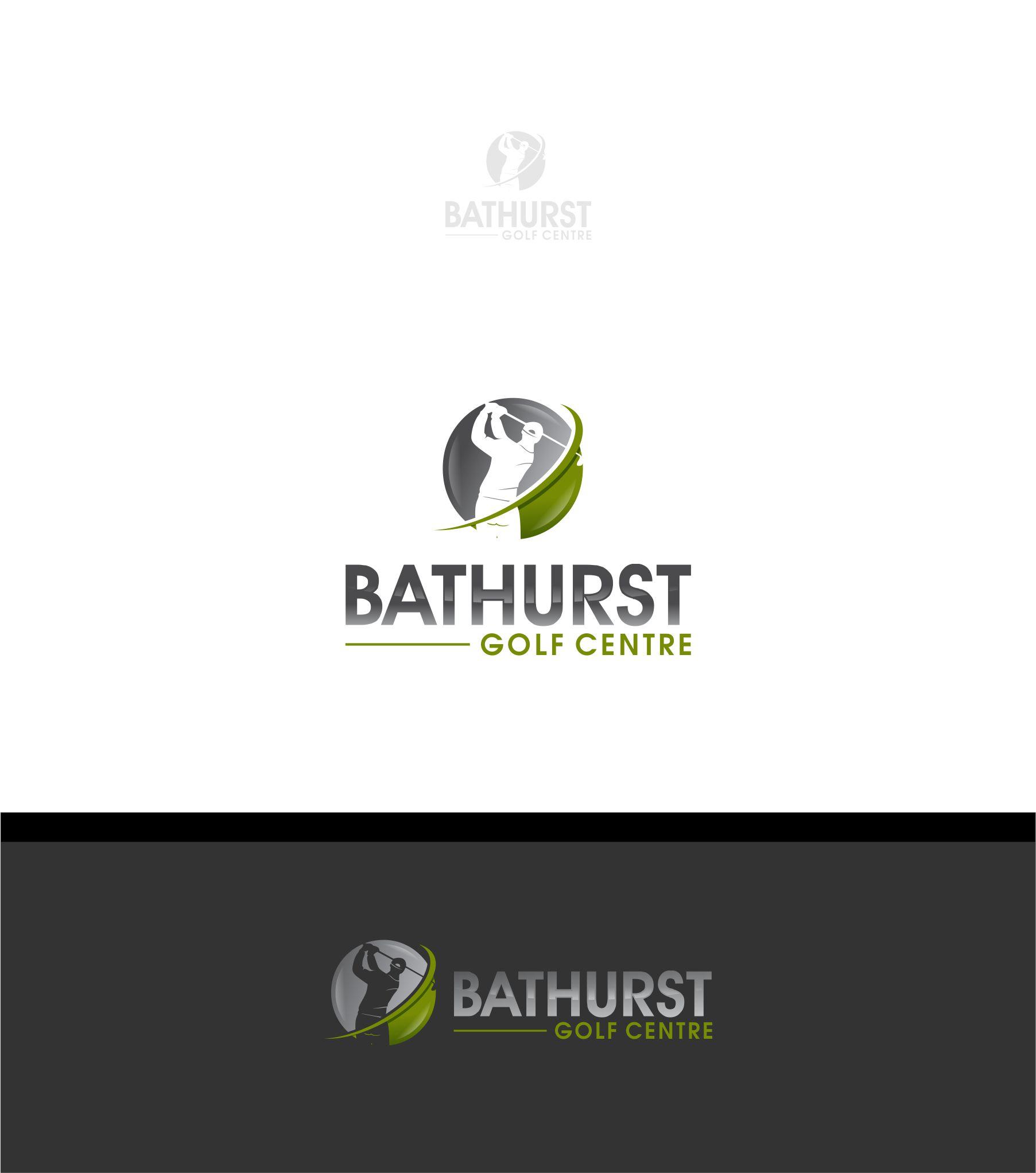 Logo Design by Raymond Garcia - Entry No. 1 in the Logo Design Contest Inspiring Logo Design for Bathurst Golf Centre.
