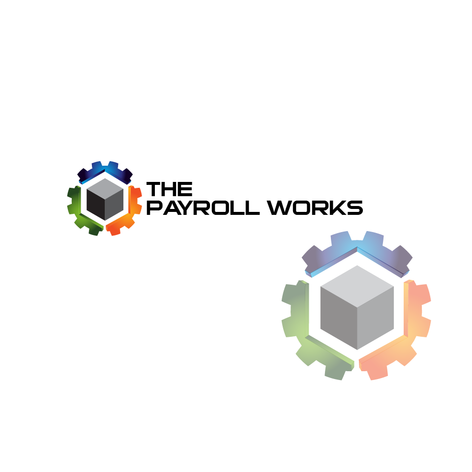 Logo Design by Private User - Entry No. 1 in the Logo Design Contest Captivating Logo Design for The Payroll Works.