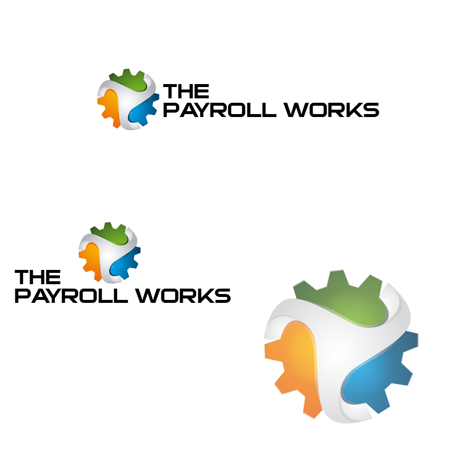 Logo Design by Private User - Entry No. 2 in the Logo Design Contest Captivating Logo Design for The Payroll Works.