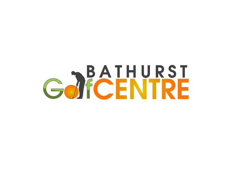 Logo Design by Private User - Entry No. 3 in the Logo Design Contest Inspiring Logo Design for Bathurst Golf Centre.