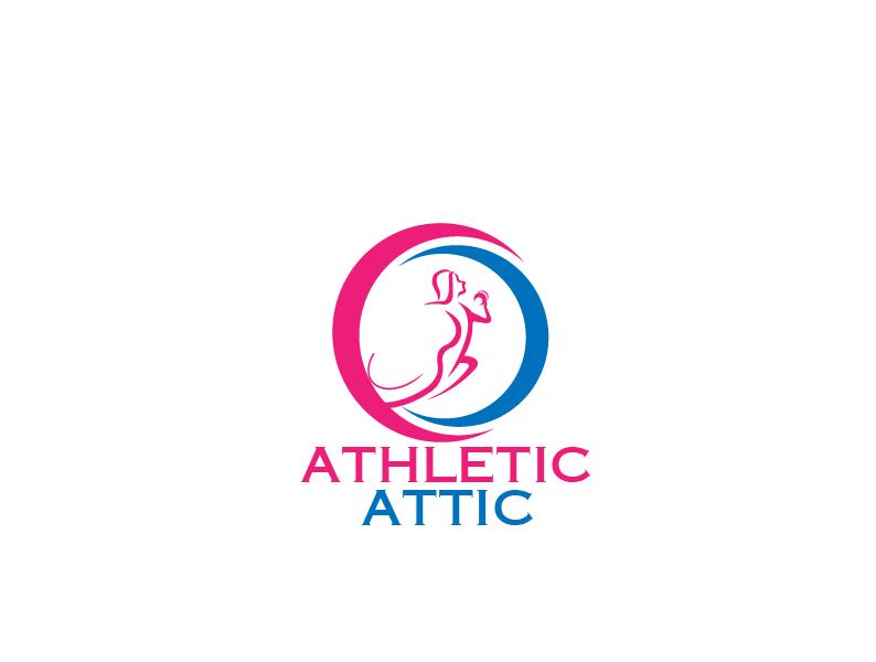 Logo Design by Private User - Entry No. 147 in the Logo Design Contest Fun  sc 1 st  HiretheWorld & Logo Design Contests » Fun Logo Design for Athletic Attic » Design ...