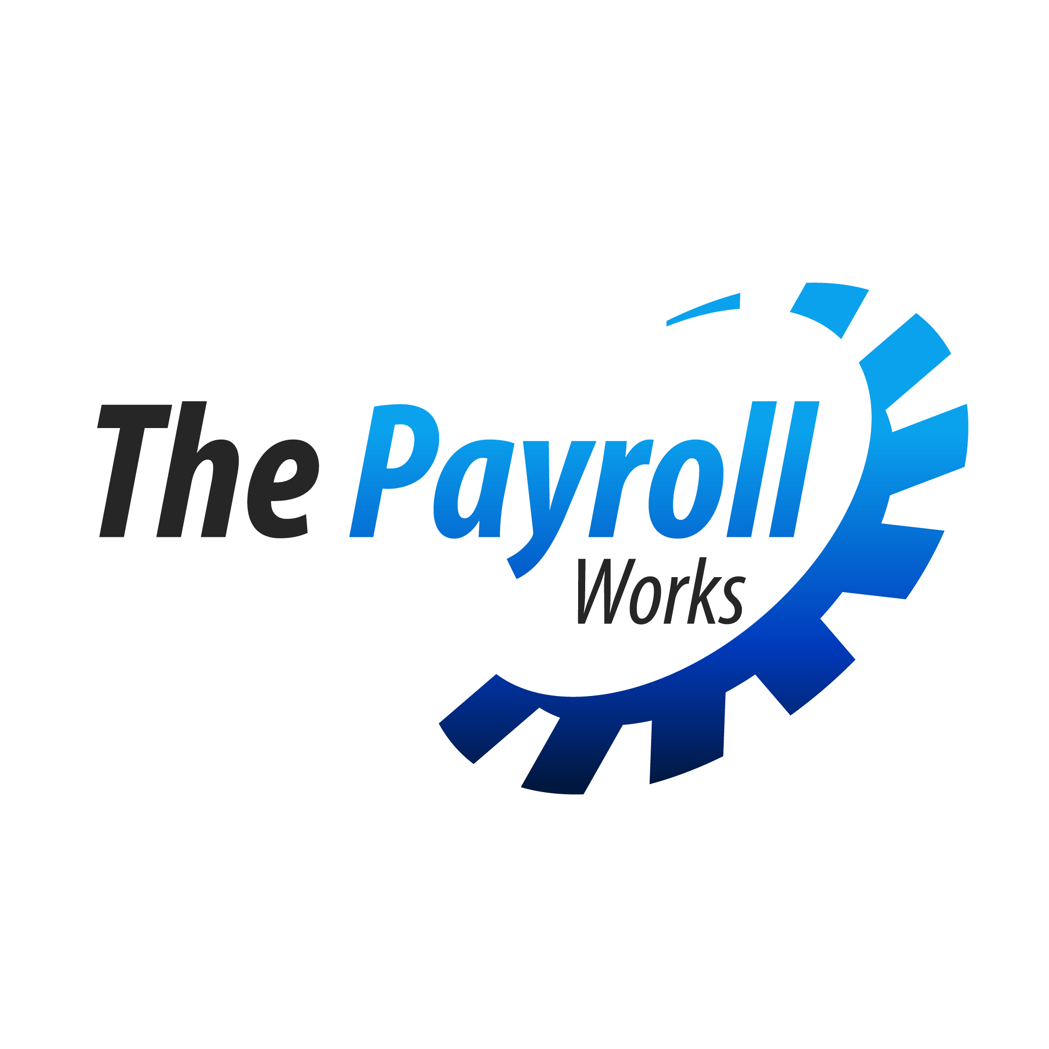 Logo Design by Private User - Entry No. 3 in the Logo Design Contest Captivating Logo Design for The Payroll Works.