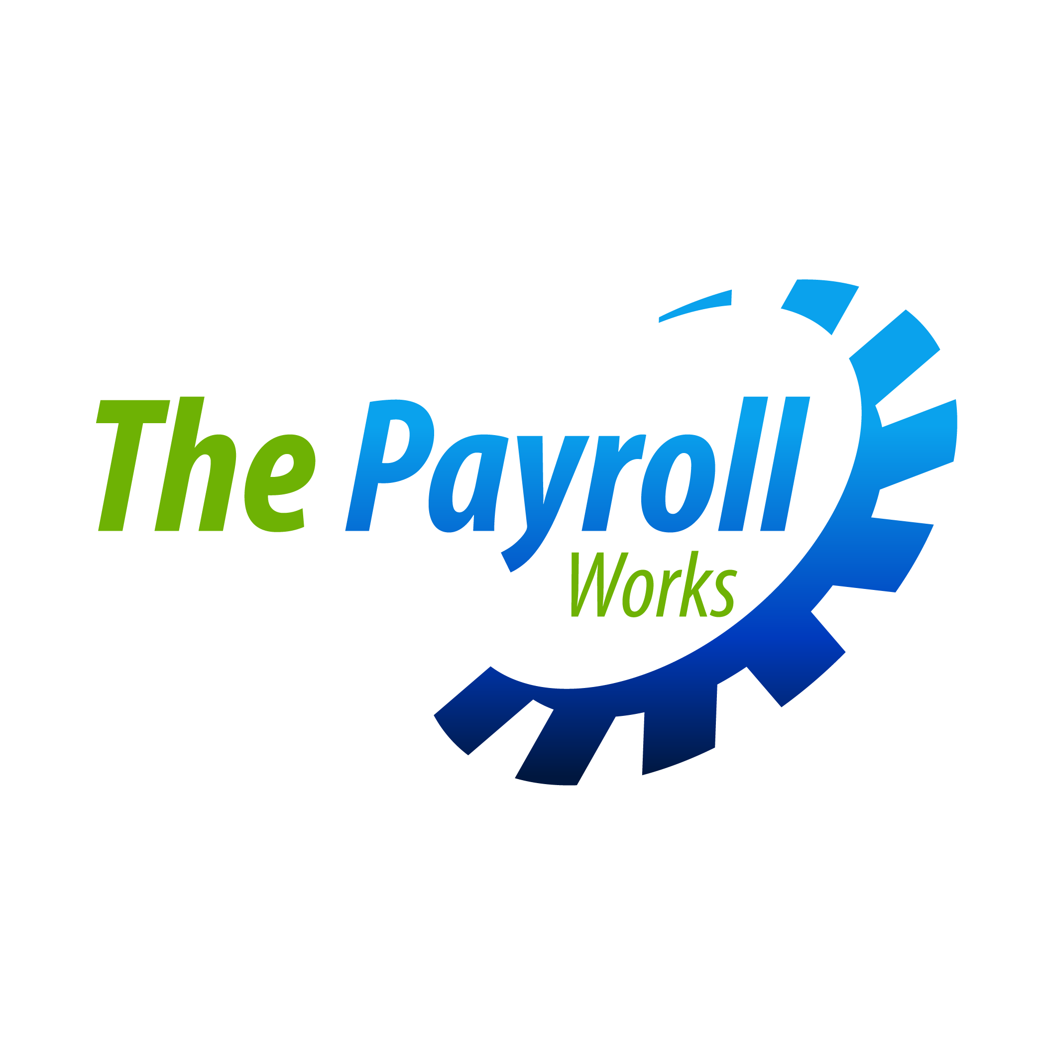 Logo Design by Private User - Entry No. 4 in the Logo Design Contest Captivating Logo Design for The Payroll Works.