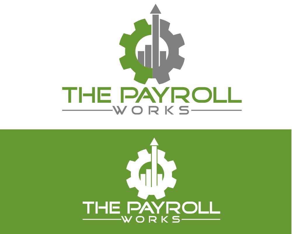 Logo Design by Md Harun Or Rashid - Entry No. 6 in the Logo Design Contest Captivating Logo Design for The Payroll Works.