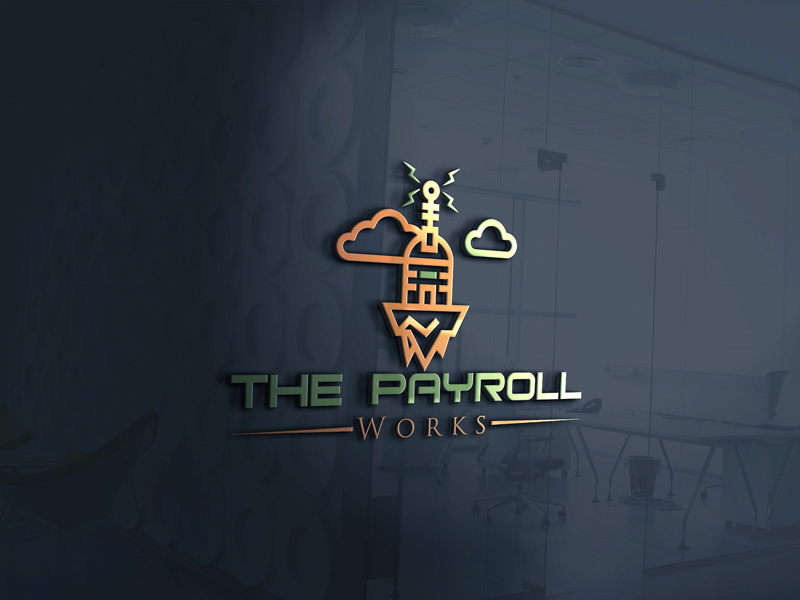 Logo Design by Md Harun Or Rashid - Entry No. 7 in the Logo Design Contest Captivating Logo Design for The Payroll Works.