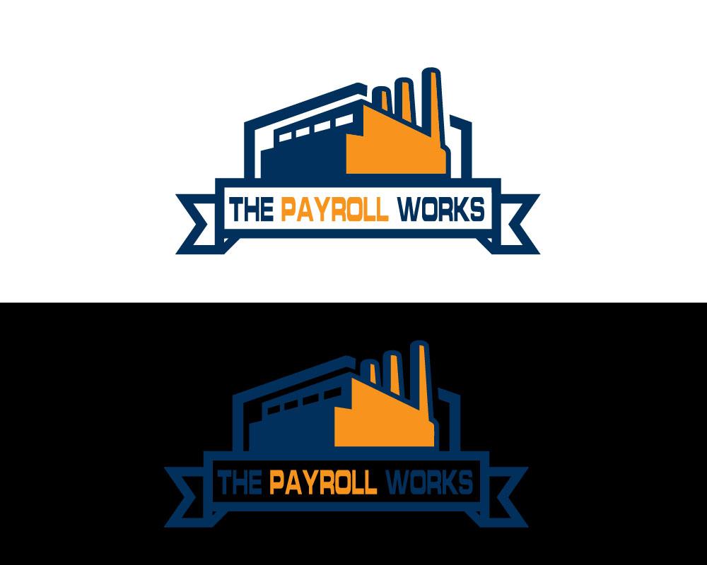 Logo Design by Md Harun Or Rashid - Entry No. 10 in the Logo Design Contest Captivating Logo Design for The Payroll Works.