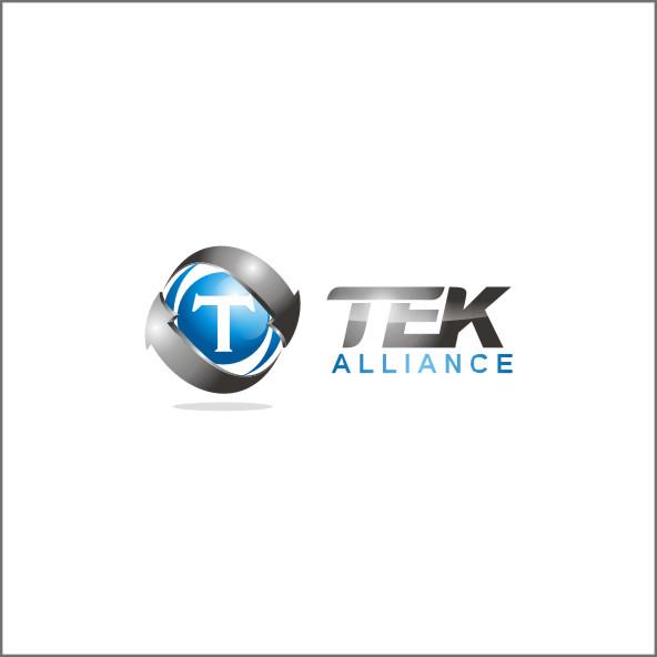 Logo Design by dbijak - Entry No. 22 in the Logo Design Contest TEK Alliance.