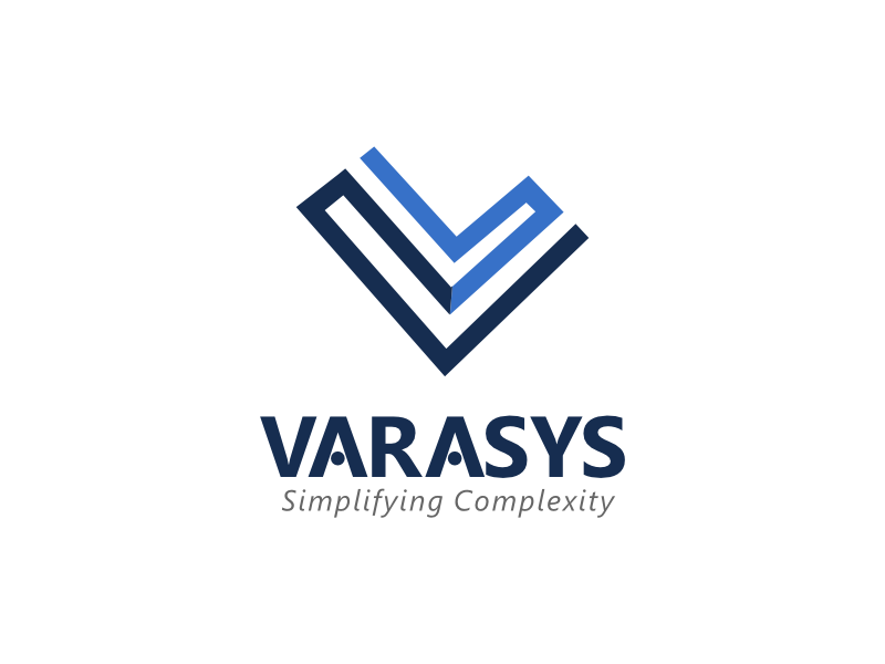 Logo Design by igepe - Entry No. 75 in the Logo Design Contest Artistic Logo Design for VARASYS Limited.