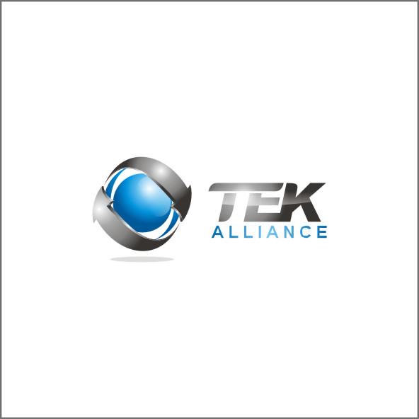 Logo Design by dbijak - Entry No. 23 in the Logo Design Contest TEK Alliance.