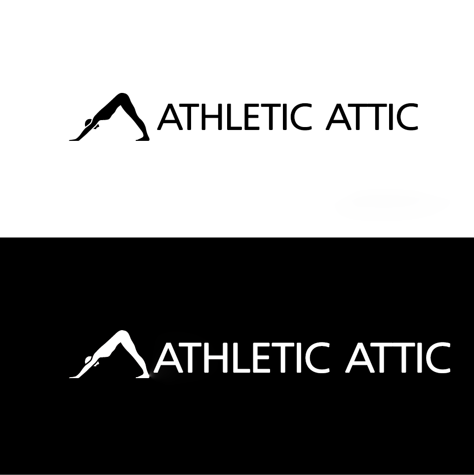Logo Design by Serhat Doymuş - Entry No. 159 in the Logo Design Contest Fun Logo Design for Athletic Attic.